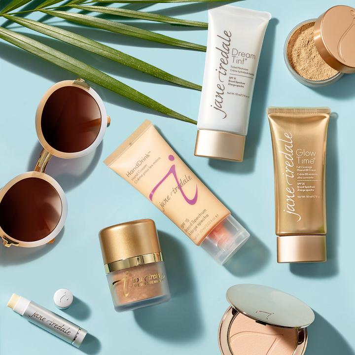 Εφτά προϊόντα jane iredale φέρουν τη διάκριση Seal of Recommendation του  Ιδρύματος Κατά του Καρκίνου του Δέρματος - Skin Cancer Foundation. 280b9f58a82